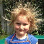 髪の毛の静電気は薄毛になる可能性も!?対策と静電気を減らす方法
