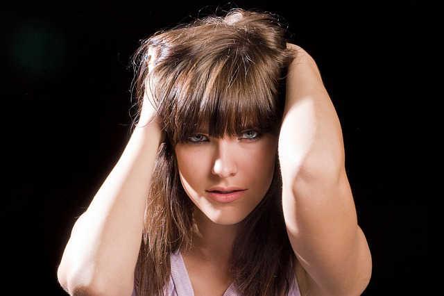 スーパーモデルのカッコイイ髪型を真似したい時もあります