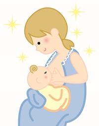 母乳は赤ちゃんの生命維持に欠かせません