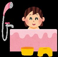 お風呂あがりの血行が良くなっている時にツボ押しすると効果大